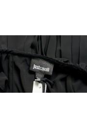 Just Cavalli Women's Black Pleated Dress: Picture 5
