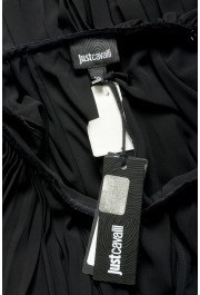 Just Cavalli Women's Black Pleated Dress: Picture 6