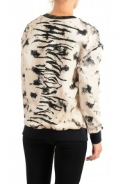 Just Cavalli Women's Embellished Pullover Sweatshirt Sweater : Picture 3