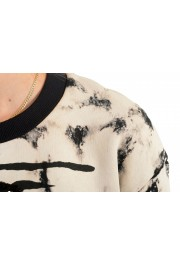 Just Cavalli Women's Embellished Pullover Sweatshirt Sweater : Picture 4
