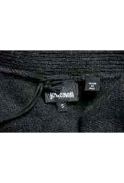 Just Cavalli Women's V-Neck Wool Cashmere Angora Pullover Sweater: Picture 5