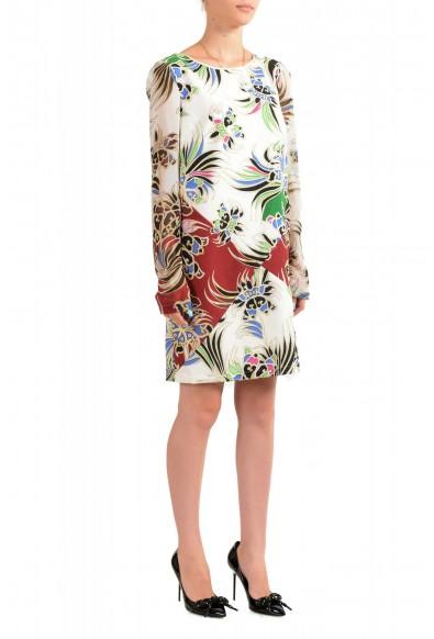 Just Cavalli Women's Multi-Color Shift Crewneck Dress : Picture 2
