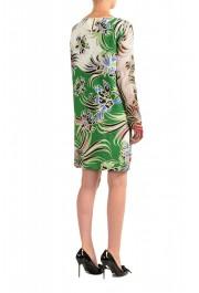 Just Cavalli Women's Multi-Color Shift Crewneck Dress : Picture 3