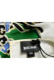 Just Cavalli Women's Multi-Color Shift Crewneck Dress : Picture 5