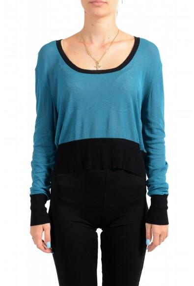 Maison Margiela MM6 Women's Long Sleeve Boatneck Sweater