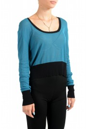Maison Margiela MM6 Women's Long Sleeve Boatneck Sweater : Picture 2