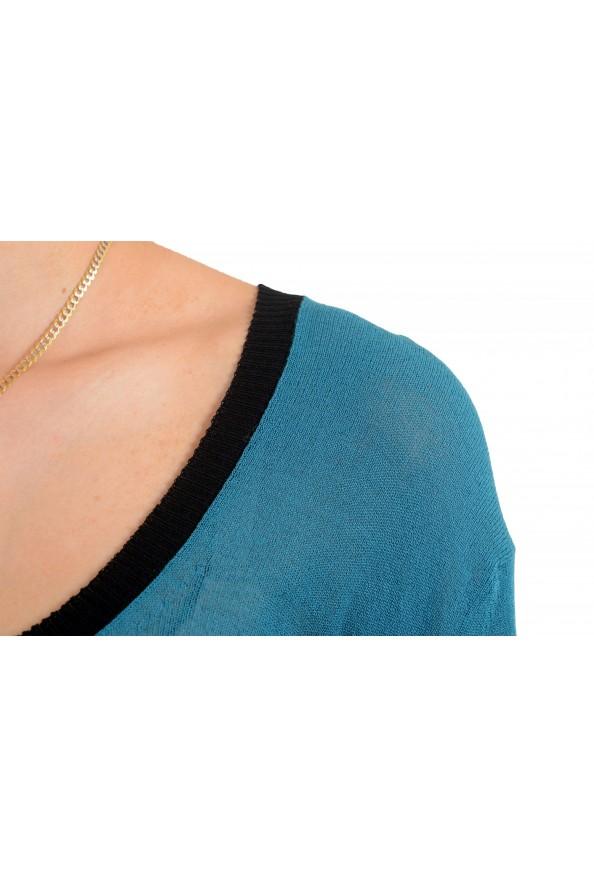 Maison Margiela MM6 Women's Long Sleeve Boatneck Sweater : Picture 4