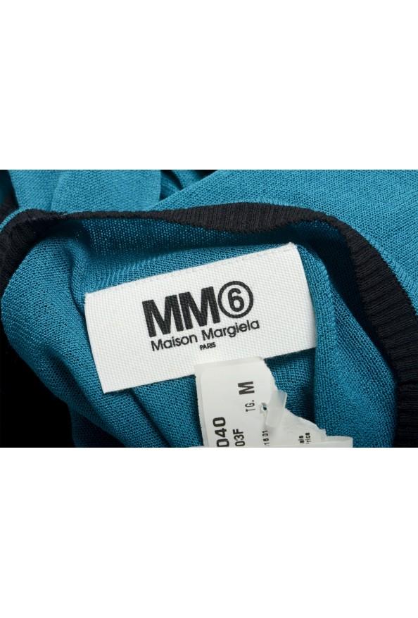 Maison Margiela MM6 Women's Long Sleeve Boatneck Sweater : Picture 5