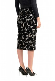 Just Cavalli Women's Sequin Embellished Pencil Skirt : Picture 3