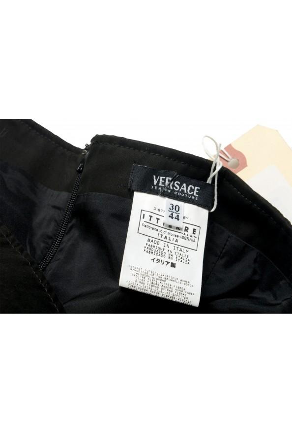 Versace Jeans Couture Women's Black Pencil Skirt: Picture 4