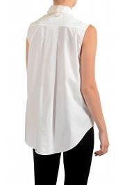 Maison Margiela MM6 Women's White Button Down Shirt: Picture 3