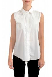 Maison Margiela MM6 Women's White Button Down Shirt