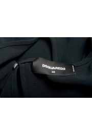 Dsquared2 Women's Black Sleeveless Blouse Top: Picture 4