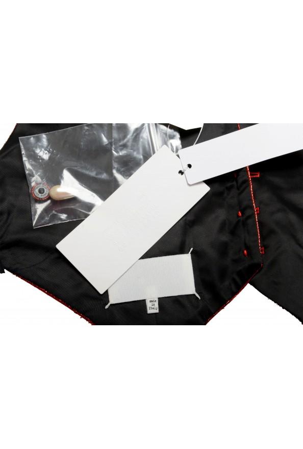 Maison Margiela Women's Sparkle Red Vest: Picture 6