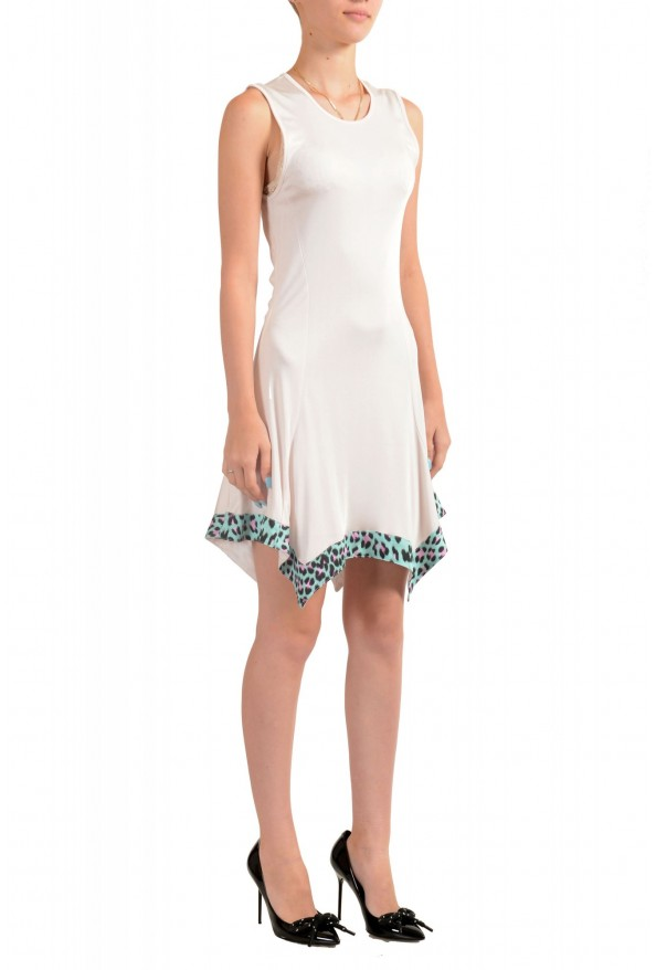 Just Cavalli Women's Pink Fit & Flare Sleeveless Dress : Picture 2