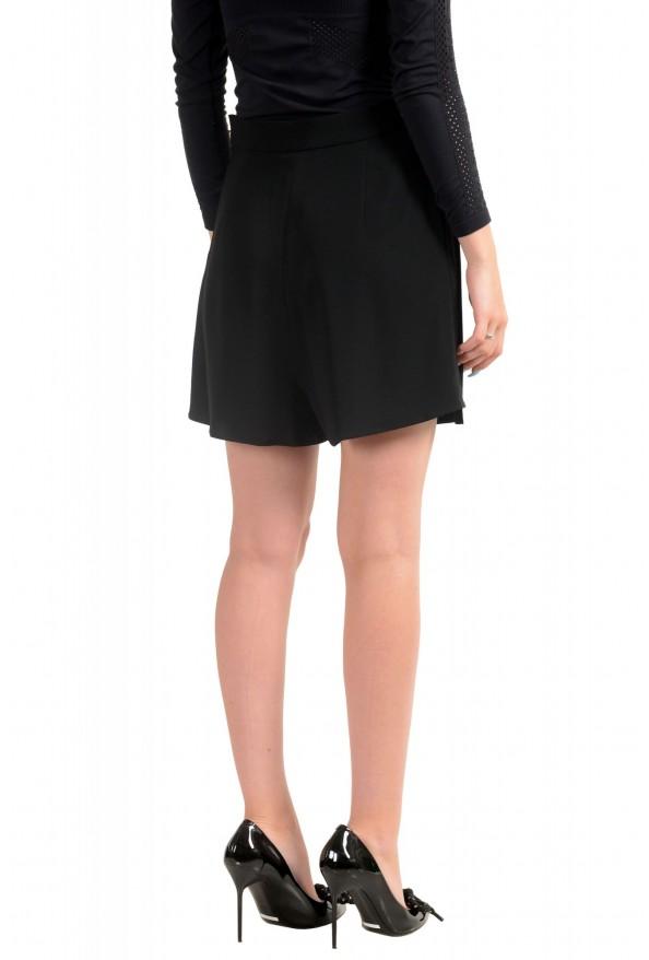 Just Cavalli Women's Black Skort Mini Shorts : Picture 3