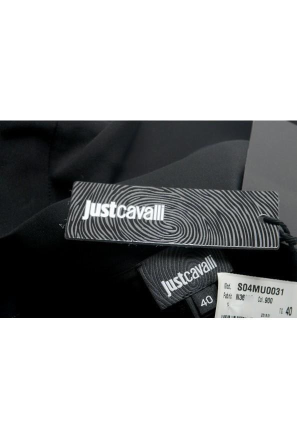 Just Cavalli Women's Black Skort Mini Shorts : Picture 5