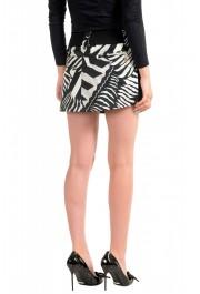 Just Cavalli Women's Multi-Color Floral Print Mini Skirt : Picture 3