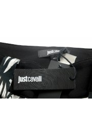Just Cavalli Women's Multi-Color Floral Print Mini Skirt : Picture 5