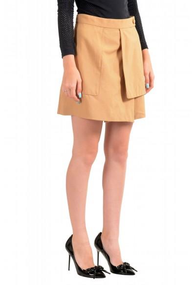 Just Cavalli Women's Beige A-Line Mini Skirt : Picture 2