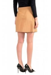 Just Cavalli Women's Beige A-Line Mini Skirt : Picture 3