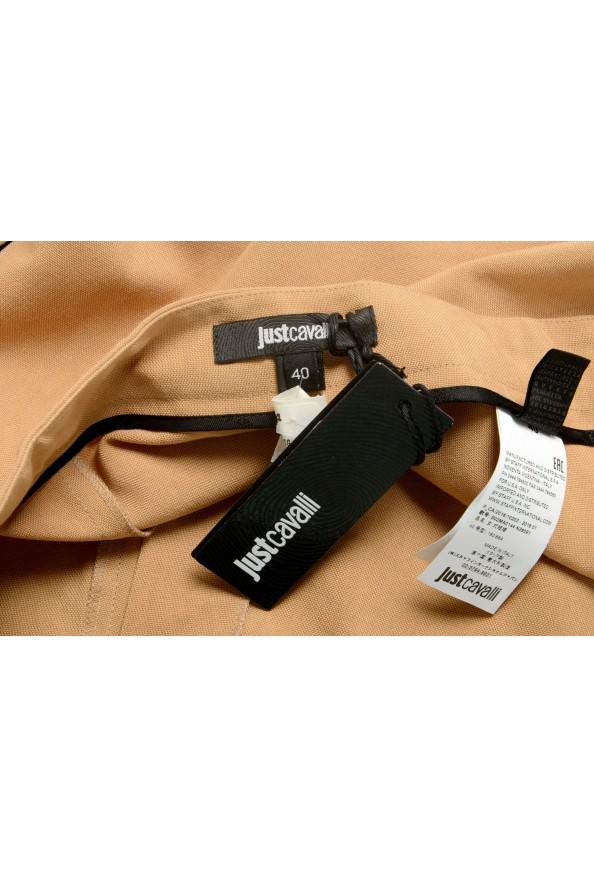 Just Cavalli Women's Beige A-Line Mini Skirt : Picture 5