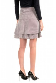 Just Cavalli Women's Multi-Color Fit & Flare Skirt : Picture 3