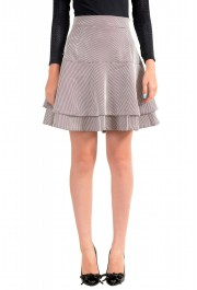 Just Cavalli Women's Multi-Color Fit & Flare Skirt