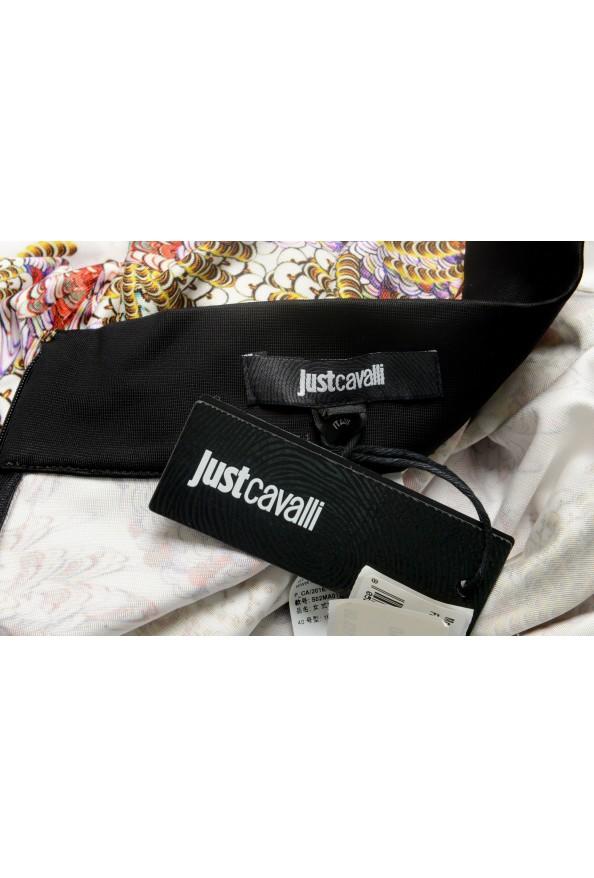 Just Cavalli Women's Multi-Color Stretch Pencil Skirt: Picture 5