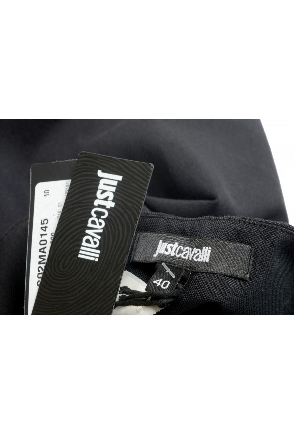 Just Cavalli Women's Black A-Line Skirt: Picture 5