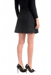 Just Cavalli Women's Black A-Line Mini Skirt: Picture 3