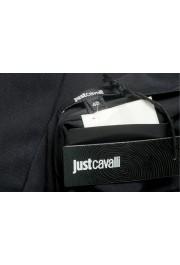 Just Cavalli Women's Black A-Line Mini Skirt: Picture 5