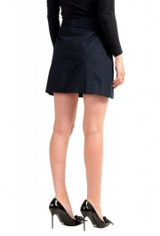 Dsquared2 Women's Navy Blue Mini A-Line Skirt: Picture 3