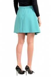 Just Cavalli Women's Light Blue Belted Mini Skirt : Picture 3