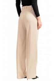 """Hugo Boss Women's """"Arula"""" Beige Pleated Dress Pants : Picture 3"""