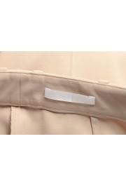 """Hugo Boss Women's """"Arula"""" Beige Pleated Dress Pants : Picture 4"""