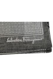 Salvatore Ferragamo Multi-Color Silk Wool Shawl Scarf: Picture 3