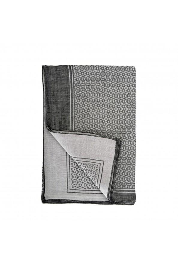 Salvatore Ferragamo Multi-Color Silk Wool Shawl Scarf: Picture 4