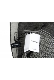 Salvatore Ferragamo Multi-Color Silk Wool Shawl Scarf: Picture 6