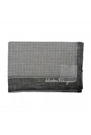 Salvatore Ferragamo Multi-Color Silk Wool Shawl Scarf: Picture 2