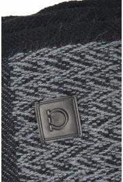 Salvatore Ferragamo Multi-Color Cashmere Wool Geometric Print Shawl Scarf: Picture 3