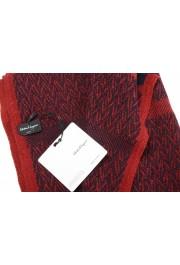 Salvatore Ferragamo Multi-Color Cashmere Wool Geometric Print Shawl Scarf: Picture 5