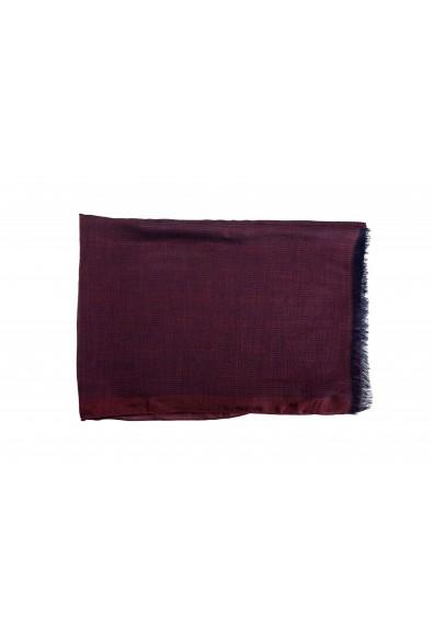 Salvatore Ferragamo Silk Wool Cashmere Logo Print Shawl Scarf: Picture 2