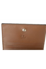Gucci Women's Brown Leather Microguccissima Wallet: Picture 6