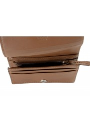 Gucci Women's Brown Leather Microguccissima Wallet: Picture 7
