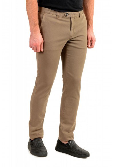 """Hugo Boss Men's """"Kaito1-Det-W2"""" Flat Front Stretch Casual Pants: Picture 2"""