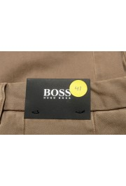"""Hugo Boss Men's """"Kaito1-Det-W2"""" Flat Front Stretch Casual Pants: Picture 4"""