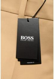 "Hugo Boss Men's ""Parin3"" Beige Fashion Fit Casual Pants: Picture 4"