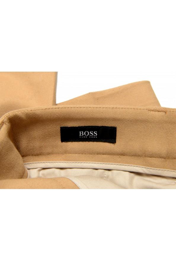 "Hugo Boss Men's ""Parin3"" Beige Fashion Fit Casual Pants: Picture 5"