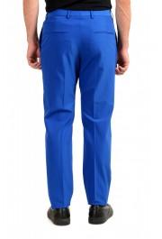 "Hugo Boss Men's ""Cliff/Floyed"" Royal Blue Flat Front Pants: Picture 3"